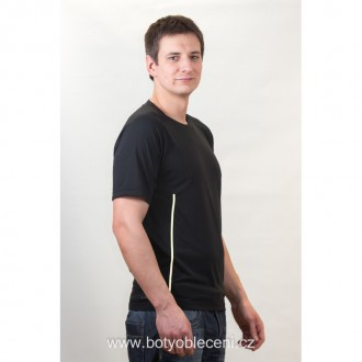 Pánské triko Reebok FABRIC MIX T Z65540