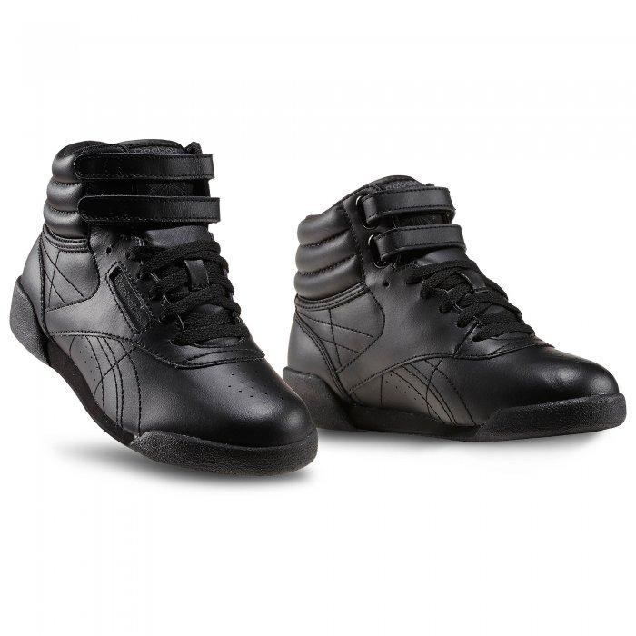 Freestyle černé boty Reebok F S HI Classic J93533 1ef38fe518