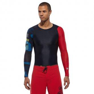 Reebok CrossFit kompresní triko s dlouhým rukávem Z82651