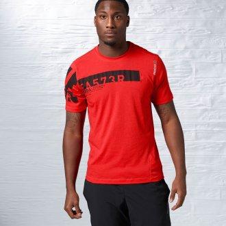 Pánské tričko Reebok OS TRIBLEND 1 B85244