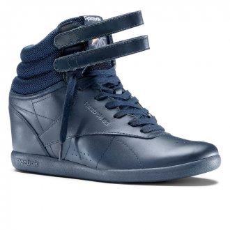 d20a157d2e1 Dámské boty Reebok F S HI INT WEDGE SC SPLIT M47030 - BotyObleceni.cz