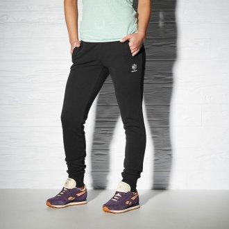 Dámské kalhoty Reebok F FT PT S01605 253c96f7e2