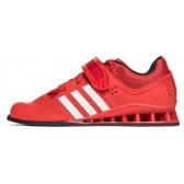 Adidas AdiPower červené vzpěračské boty