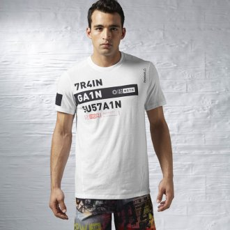 Pánské tričko Reebok OS TRIBLEND 1 AA8247 c7605bb503