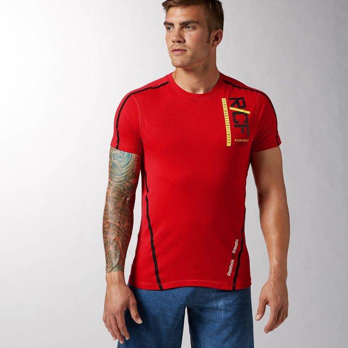Tričko Reebok CrossFit Cordura Tee B83993