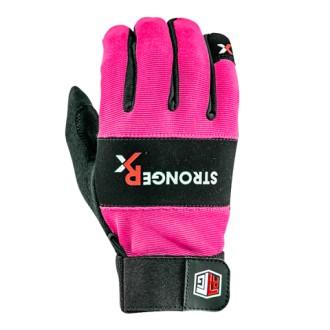 Rukavice na CrossFit RTG Pink
