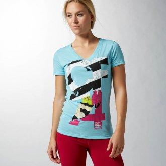 Dámské tričko CrossFit CF74 Tee B87217