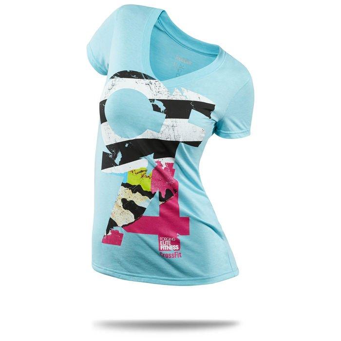 Tričko CrossFit CF74 Tee B87217