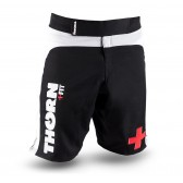 THORN+fit Combat Shorts black