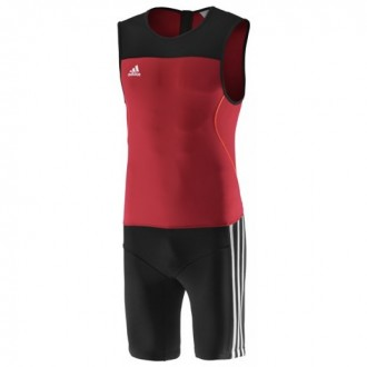 Adidas Weightlifting/vzpěračský trikot CL Suit Z11185