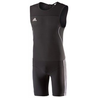 Adidas Weightlifting/vzpěračský trikot CL Suit Z11183