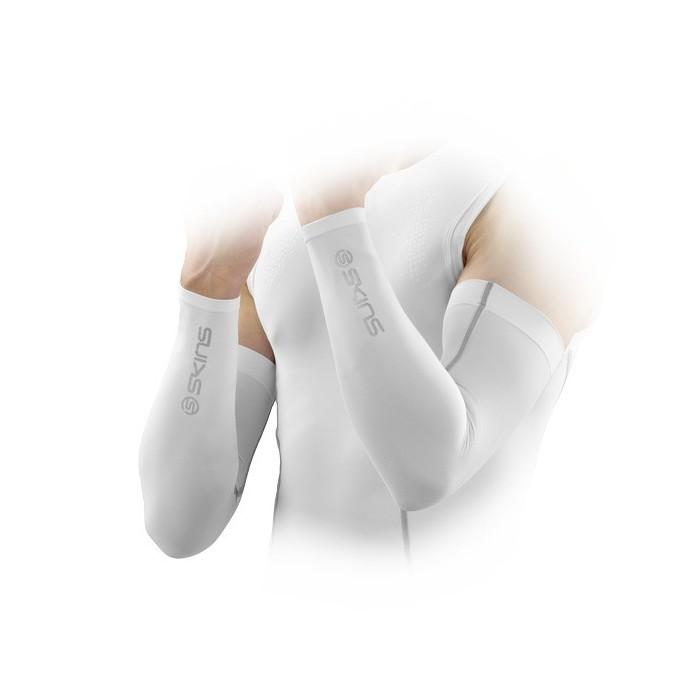 Skins rukávy Bio Essentials White Sleeves