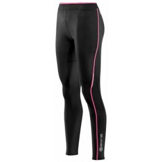 Skins Bio A200 Womens Black/Pink Long Tights