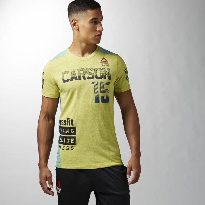 Pánské triko CrossFit Games CARSON AI0581