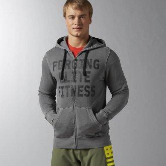 Reebok CrossFit FEF FZ HOODY AJ3500