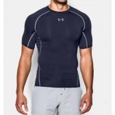 Pánské kompresní tričko Under Armour navy