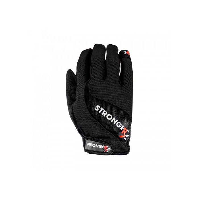 CrossFitové rukavice StrongerRx 3.0 black