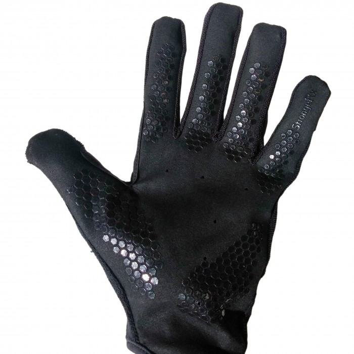 CrossFitové rukavice StrongerRx 3.0 black