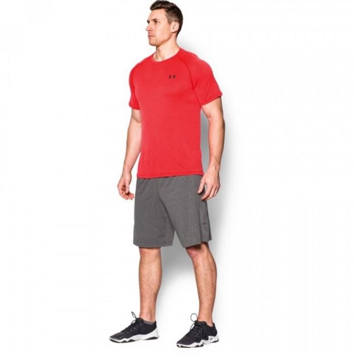 Pánské funkční tričko Under Armour červené