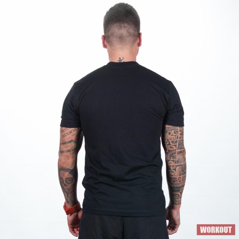 Pánské tričko Rogue Basic - černé - BotyObleceni.cz 40ff3ad65b