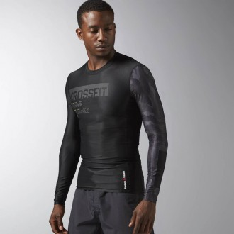 Kompresní triko RCF LS Compression Shirt AX8878