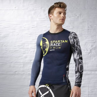 Spartan Pro  Long Sleeve Compression AX9518