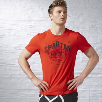Spartan Race Short Sleeve Bi-blend Tee S94286