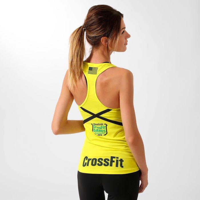 Dámské tričko Reebok CrossFit Authentic Carson Tank S97469