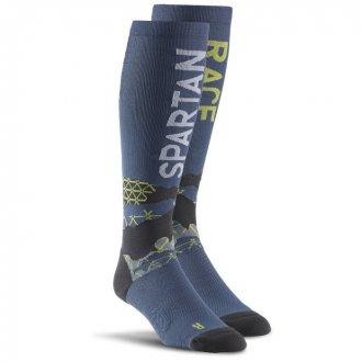 Podkolenky Reebok Spartan Unisex Graphic sock S94206