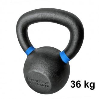 Kettlebell 36 kg - Strong Gear
