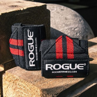 Zpevňovač zápěstí Rogue Red Black wrap