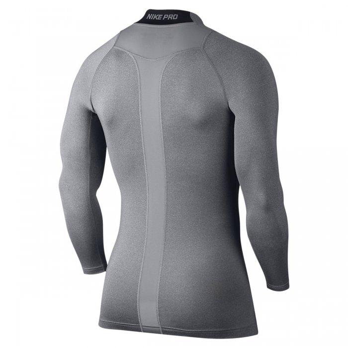 939d9db693e Pánské kompresní tričko COOL COMP LS MK - šedé. COOL COMP LS MK  COOL COMP  LS MK