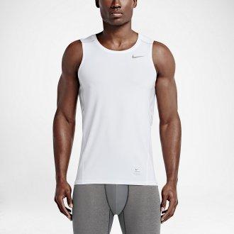 Pánské tričko HYPERCOOL FTTD TANK bílé