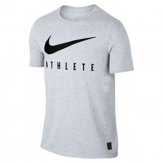 bd80f18758a7 Pánské tričko Nike ATHLETE Dry Train - bílé - BotyObleceni.cz
