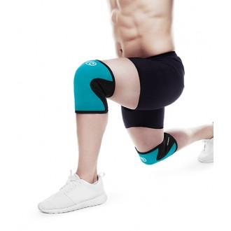 Bandáž kolene 5 mm - tyrkysová