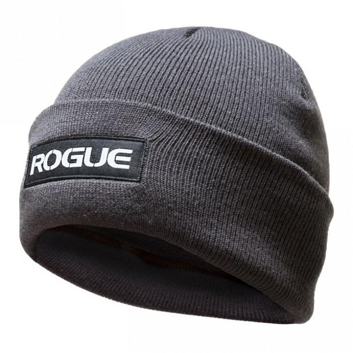 Čepice Rogue Gray Patch Beanie