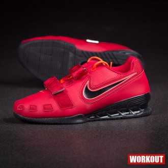 Nike Romaleos 2 - Red / Black