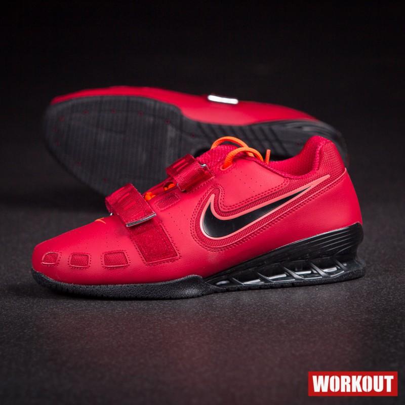Nike Romaleos 2 - Red / Black