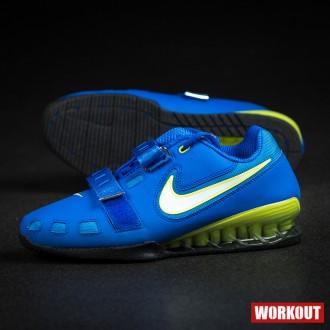Nike Romaleos 2 - Hyper Cobalt