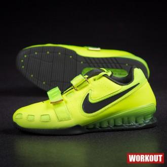 Nike Romaleos 2 - Volt / Sequoia