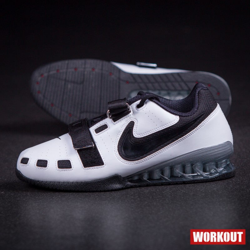 Nike Romaleos 2 - White / Black