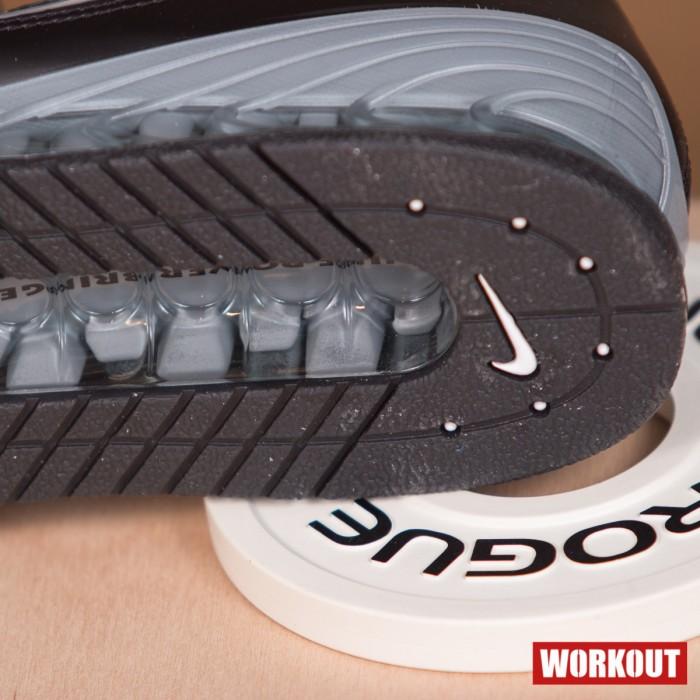 Dámské boty Nike Romaleos 2 - black / silver