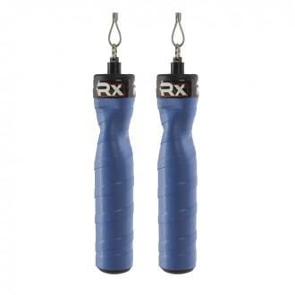 Rx Jump Rope - rukojeť modrá