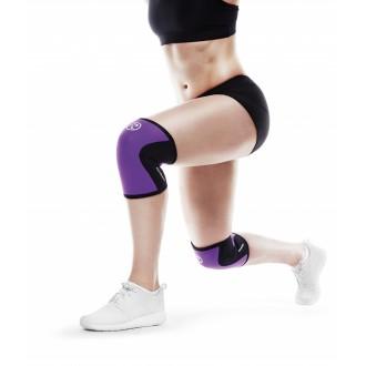 Bandáž kolene 5 mm - fialová