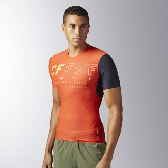 RCF SS COMPRESSION TOP B45169