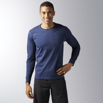 RCF WASHED LONG SLEEVE BJ9850