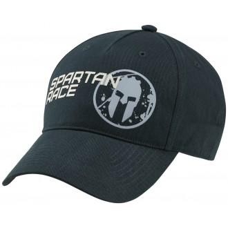 SPARTAN U BASEB CAP BK2526