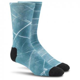 Pánské ponožky PRINT GALAXY CREW SO BP9072