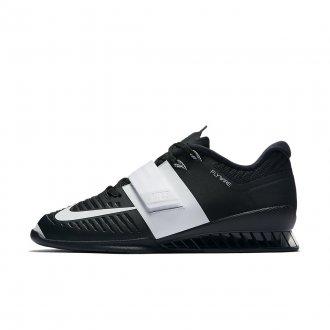 Dámské boty na vzpírání Nike Romaleos 3 black white - BotyObleceni.cz a73767087d