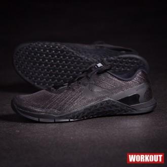 Pánské tréninkové boty Nike Metcon 3 - black